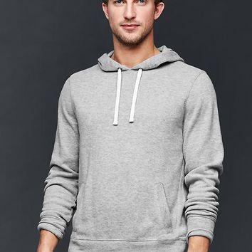 Gap Men Ribbed Hoodie