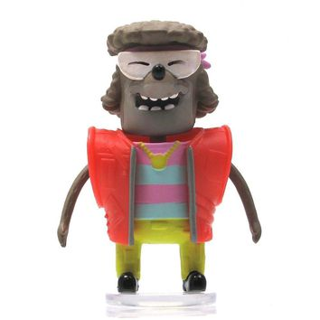 Regular Show - Rigby w/ the Best 80's Sunglasses in the Universe
