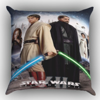 star wars 7 poster Z0822 Zippered Pillows  Covers 16x16, 18x18, 20x20 Inches