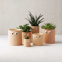Henry Googly Eye Large Planter | Urban Outfitters