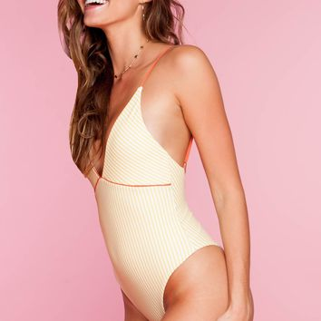 Lolli Siren One Piece - Butterscotch