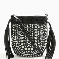 Diablo Studded Bucket Bag