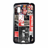 One Direction Best Song Ever Nexus 4 Case