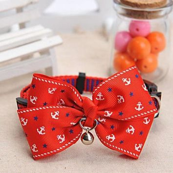 Pet Supplies  Cats Dog Tie Wedding Accessories Dogs Bowtie Collar Holiday Decoration Christmas Grooming