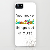 Beautiful Things  iPhone & iPod Case by Lauren Lee Designs
