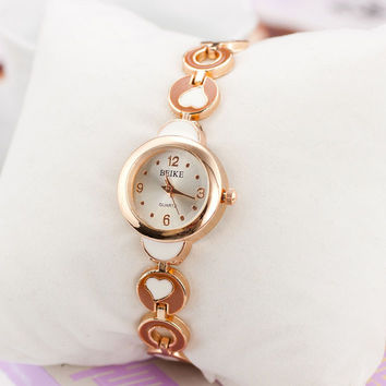 Stylish Fashion Gifts Vintage Watch Bracelet Watch [8863719879]