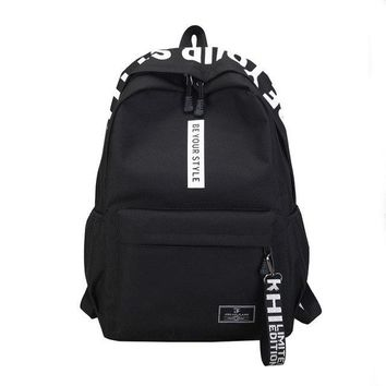 University College Backpack Men Women  School Bag For Teenagers Harajuku New Fashion  Waterproof Oxford Travel Bag Laptop sAT_63_4