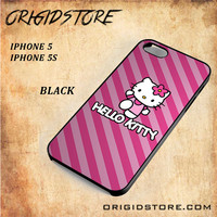 hello kitty For Iphone 5 Case - Gift Present Multiple Choice