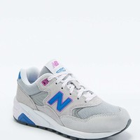 New Balance 580 Light Grey Trainers - Urban Outfitters