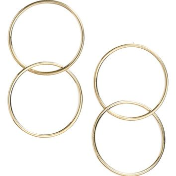Bony Levy Geo Linked Circle Earrings (Nordstrom Exclusive) | Nordstrom