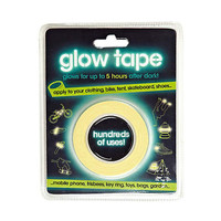 Novelty glow tape - novelty - gifts - men