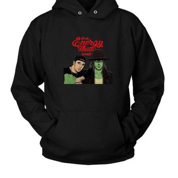 DCCK7H3 Drake Energy Hoodie Two Sided