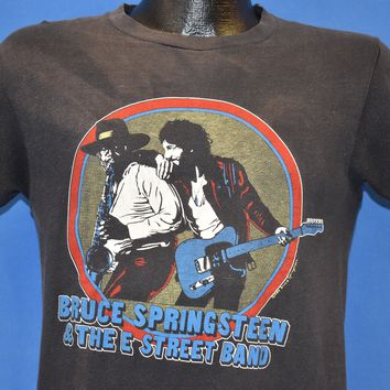 80s Bruce Springsteen And The E Street Band t-shirt Small