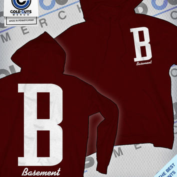 "Basement ""B"" Hoodie 