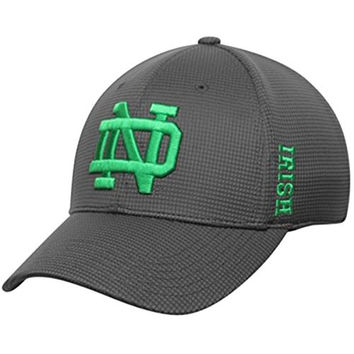 Notre Dame Fighting Irish NCAA Top of the World Booster Plus Memory Fit Hat