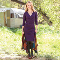 ETERNAL COMPLIMENTS DRESS         -                  Short         -                  Dresses         -                  Women                       | Robert Redford's Sundance Catalog