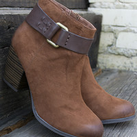 Colorado  Suede  BOOTIES