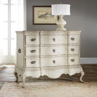 Serpentine Swedish Commode