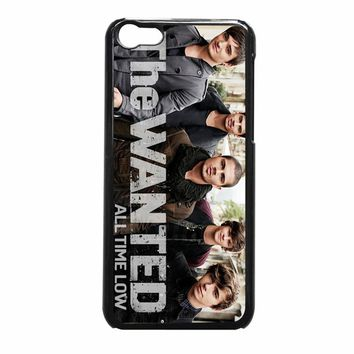 The Wanted All Time Low 523 iPhone 5c Case