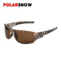 POLARSNOW 2016 New Camo Frame Polarized Sunglasses High Quality Goggle Men Women Sun Glasses UV400 Eyewear Oculos masculino
