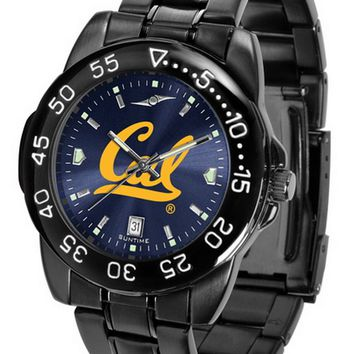 California Berkeley Mens Watch Fantom Gunmetal Finish