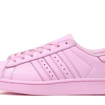 Adidas Superstar Supercolor Light Pink Women A670-18