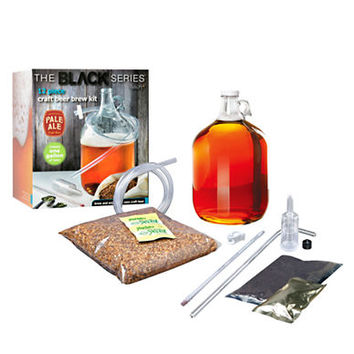Sharper Image Beer Making Kit