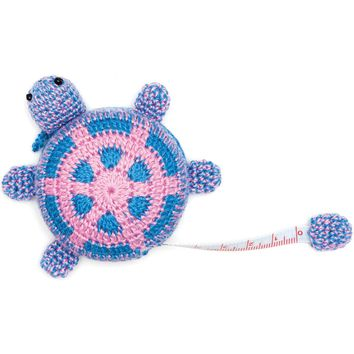"Paradise Crocheted Tape Measure 60""-Turtle"