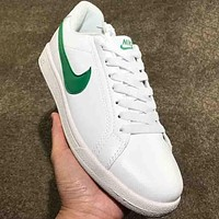 NIKE 2018 new couple models low top casual sports shoes white shoes F-AA-SDDSL-KHZHXMKH white