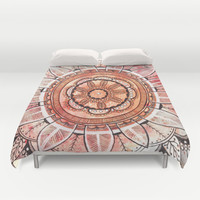 Inner Peace Duvet Cover by Rskinner1122