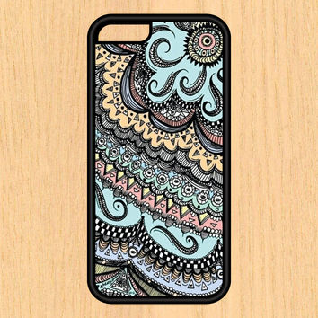 Mandala Print Version 108 Design Art iPhone 4 / 4s / 5 / 5s / 5c /6 / 6s /6+ Apple Samsung Galaxy S3 / S4 / S5 / S6