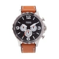 Mens Fossil Nate Watch