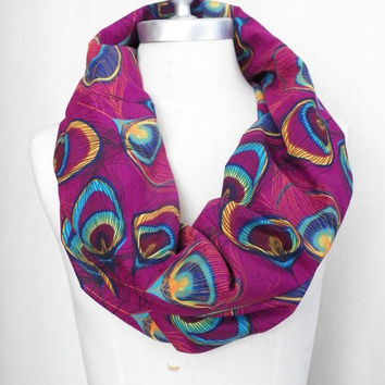 Best Feather Infinity Scarf Products On Wanelo