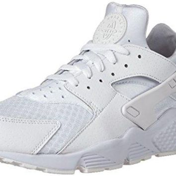 Nike Men's Air Huarache Exclusive Flint Spin Fabric Trainer Shoes  Nike Jordan