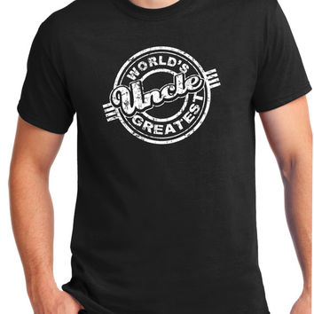 UNCLE SHIRT, Worlds Greatest Uncle, Uncle Shirt, Going To Be an Uncle, Uncle Gift ,New Uncle,