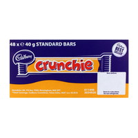 Cadburys Crunchie x 48 - Chocolate