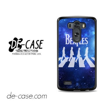 The Beatles Abbey Road For LG G3 Case Phone Case Gift Present YO