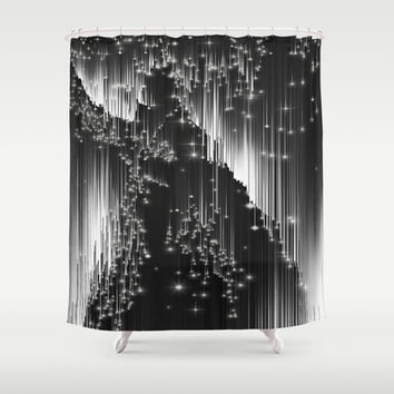 Light My Way Shower Curtain by DuckyB (Brandi)