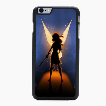 The Pirate Fairy andTinker Bell For HTC One M7 M8 | M9 Case
