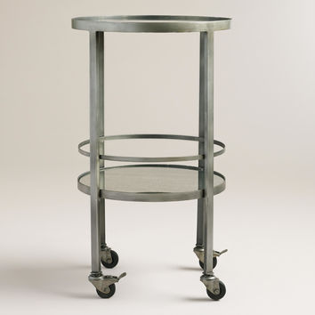 Round Bar Cart - World Market