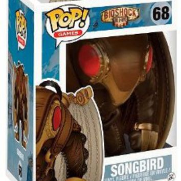 Funko Pop! Bioshock Infinite #68 Songbird
