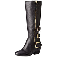 Naya Womens Frankie Leather Riding Boots