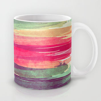 Follow me Mug by VessDSign | Society6