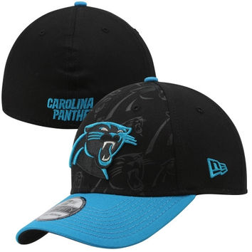 71f8f0ed59e New Era Carolina Panthers Special Team 39THIRTY Flex Hat - Black