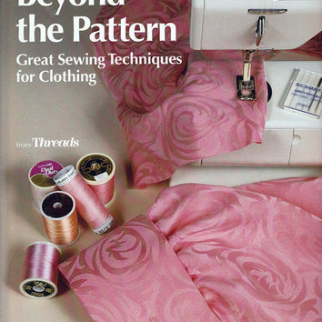Book: Beyond the Pattern - Great Sewing Techniques