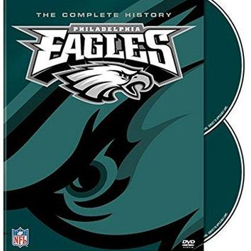 Philadelphia Eagles & Nfl Films - Philadelphia Eagles: The Complete History
