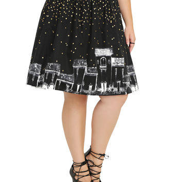 The Book of Life Tulle Skirt