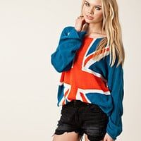 Save The Queen Sweater, Wildfox