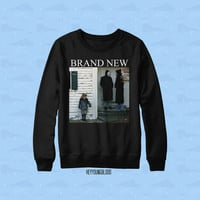The Devil And God Are Raging Inside Me Sweater