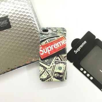 Supreme Iphone 6/6s Iphone 7 Matte Apple Innovative Phone Case [429902168100]